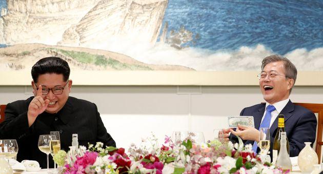 북한 옥류관 기술책임자가 직접 밝힌 '평양냉면 먹는