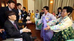 8·15 이산가족 상봉 : 101세 할아버지가 며느리와 손녀를 만나러