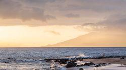 하와이 마우이섬에서 한국인 2명이