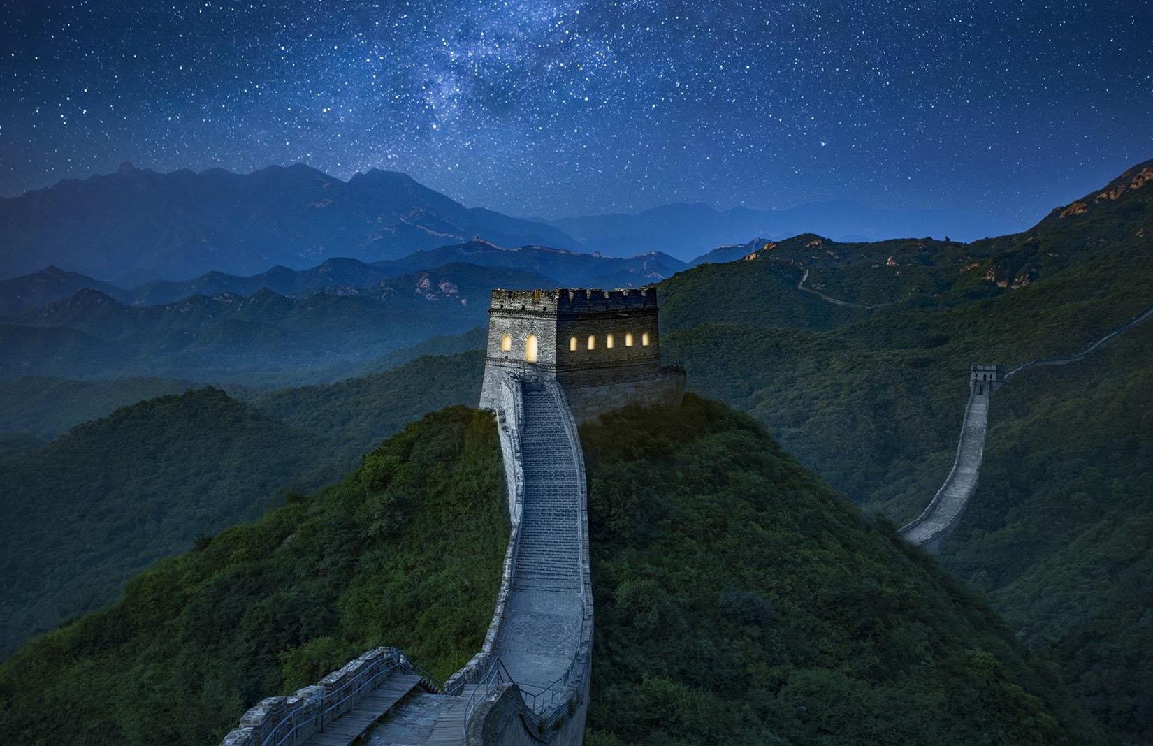 Το AirBnb Κίνας προσφέρει διανυκτέρευση στο Σινικό Τείχος (σε κρεβατοκάμαρα με θέα