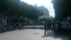 Prière à l'avenue Habib Bourguiba: le ministère de l'Intérieur