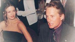 Catherine Zeta-Jones n'avait (déjà) d'yeux que pour Michael Douglas lors de leur première