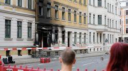 Leipzig: Explosion in Dönerladen – Trümmer flogen 25 Meter