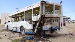 Accident: un bus de touristes algériens se renverse en