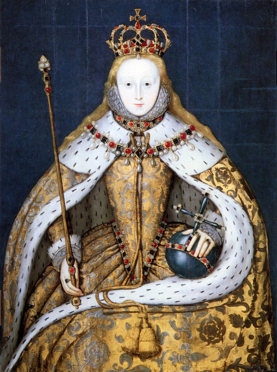 Πορτραίτο της βασίλισσας...