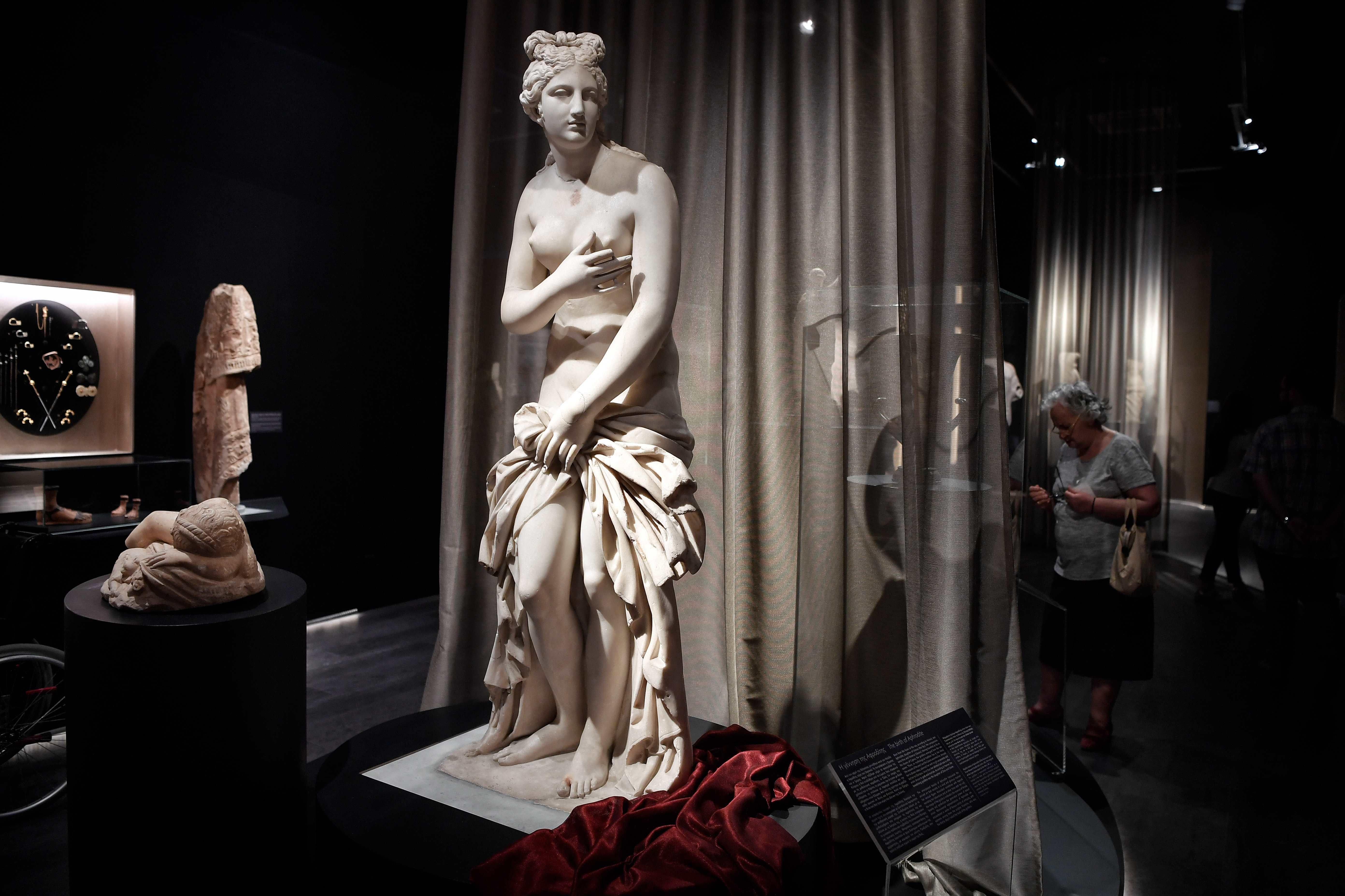 Καλλυντικά και μακιγιάζ στην αρχαία Ελλάδα