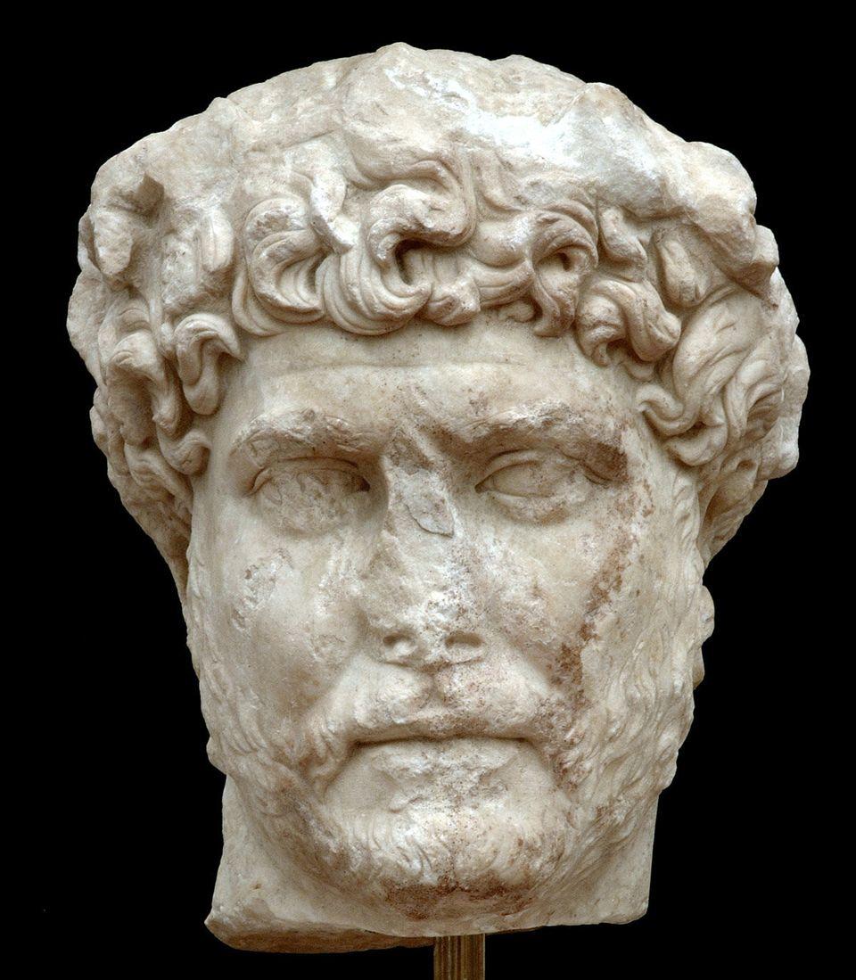 Κεφαλή Αδριανού, του...