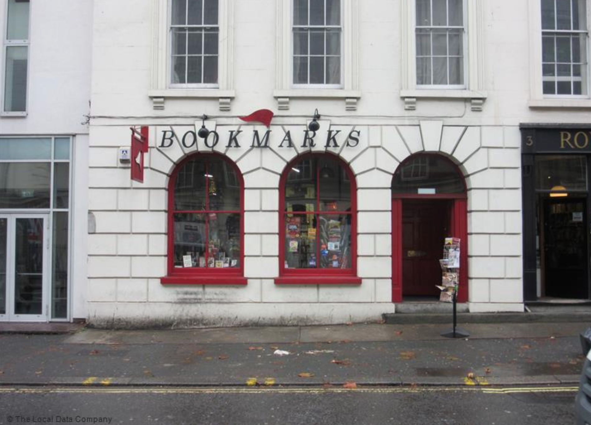Socialist Bookshop In London Attacked By 'Mask-Wearing
