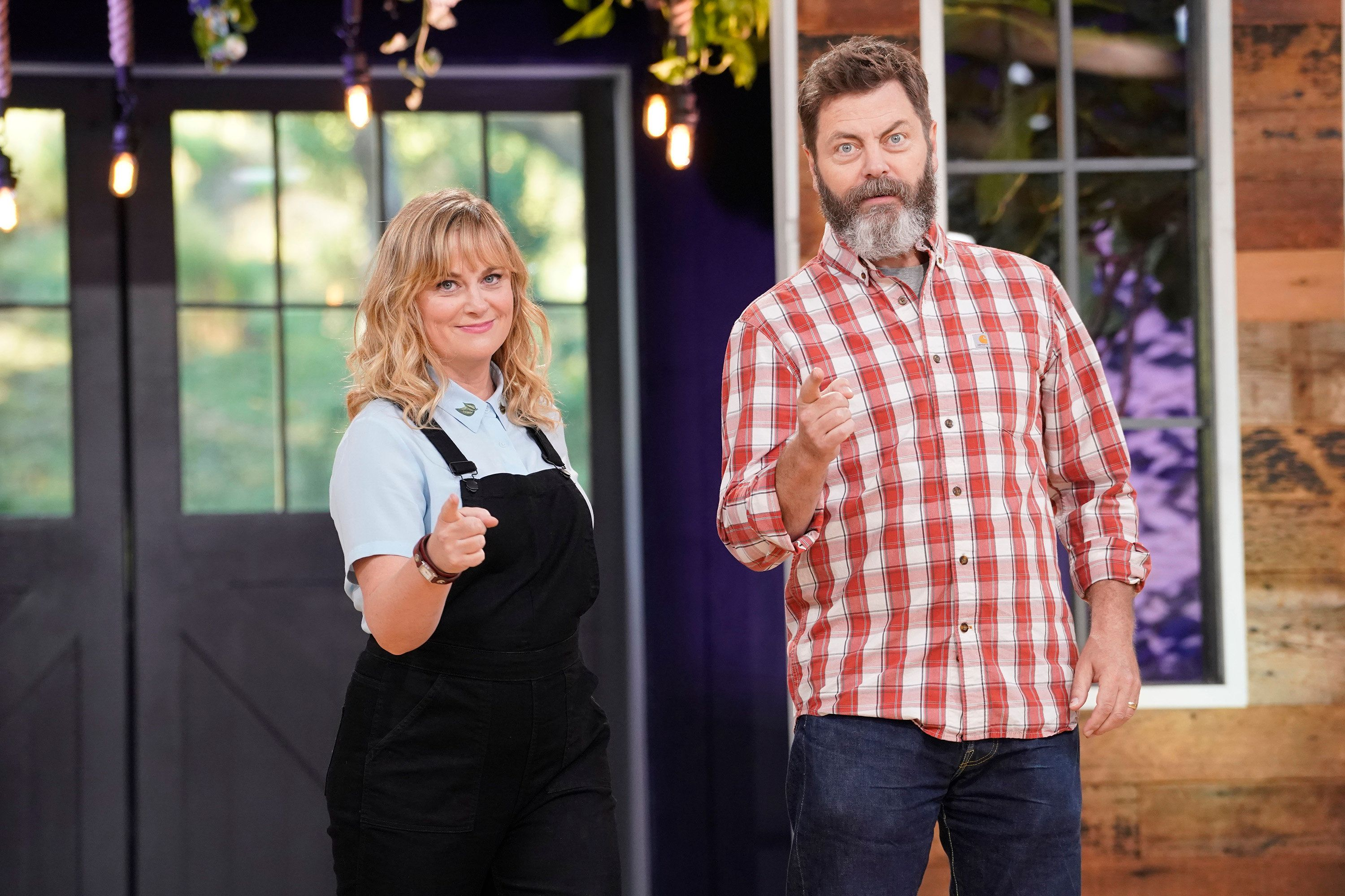 Amy Poehler And Nick Offerman's 'Making It' Is Handcrafted For This Age Of Feel-Good