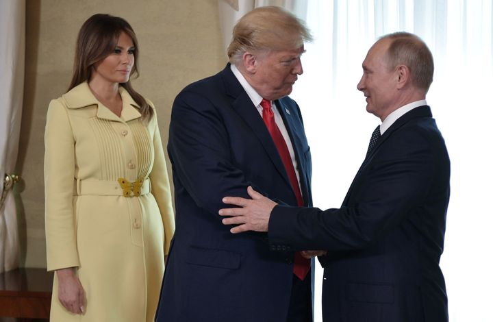 Trump Finally Admits His Campaign Colluded With Russia At Trump Tower Meeting
