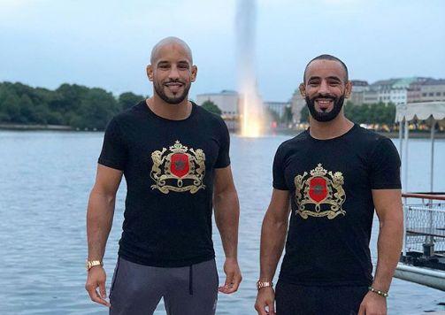 Tanger accueillera le premier combat MMA d'Afrique, les frères Azaitar y porteront les couleurs du