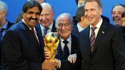 Fußball-WM in Katar: Ex-Fifa Präsident Blatter erhebt
