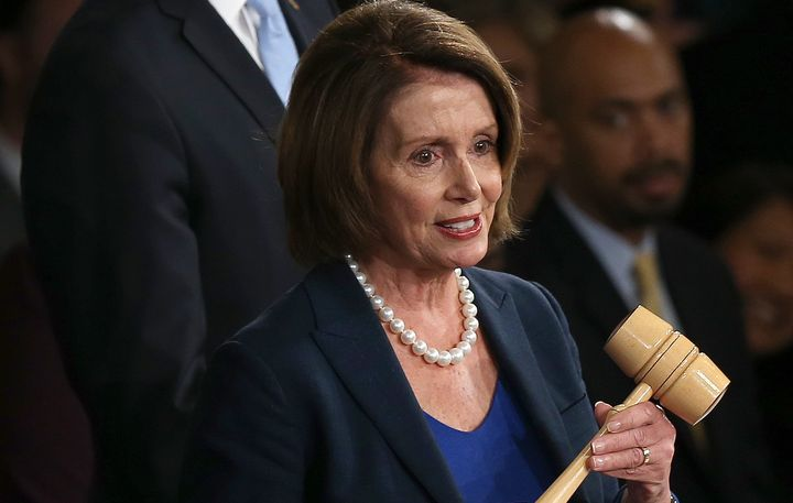 We haven't seen the last of <i>Speaker</i> Pelosi.