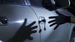 차량 열쇠를 훔친 강도들이 정작 자동차는 훔칠 수 없었던