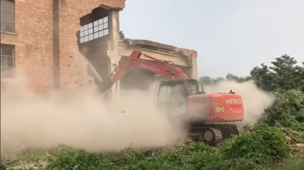 Ai Weiwei Says Chinese Government Has Demolished His Beijing