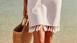 수영장, 해변에서 수영복 대신 입을 수 있는 패션