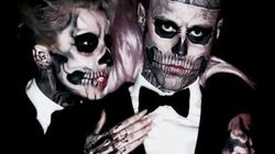 Lady Gaga Apologises For 'Speaking Too Soon' About Zombie Boy's Cause Of