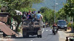 Επιχείρηση απομάκρυνσης τουριστών από νησιά κοντά στην Ινδονησία εξαιτίας του