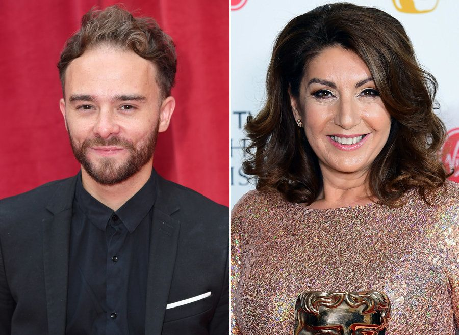 Coronation Street's Jack P Shepherd Laughs Off Claims He Insulted Jane McDonald On Cast Night