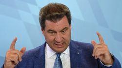 Die Deutschen haben die beliebtesten Ministerpräsidenten gewählt: Für Markus Söder ist die Umfrage ein Desaster