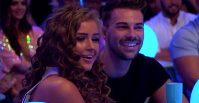 Love Island's Georgia Steel Finally Apologises To Laura Over Controversial Jack