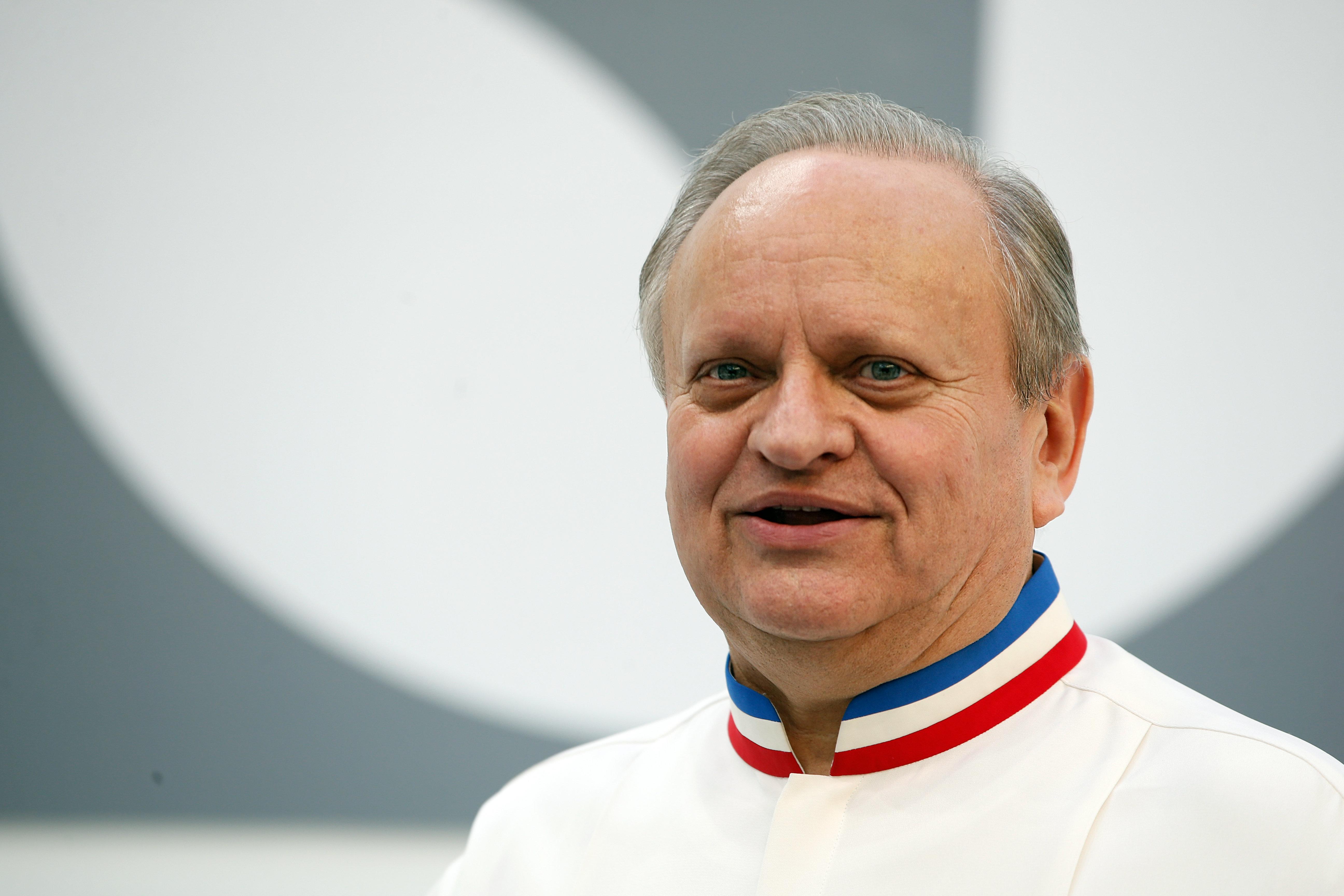 Le chef français Joël Robuchon s'éteint à 73