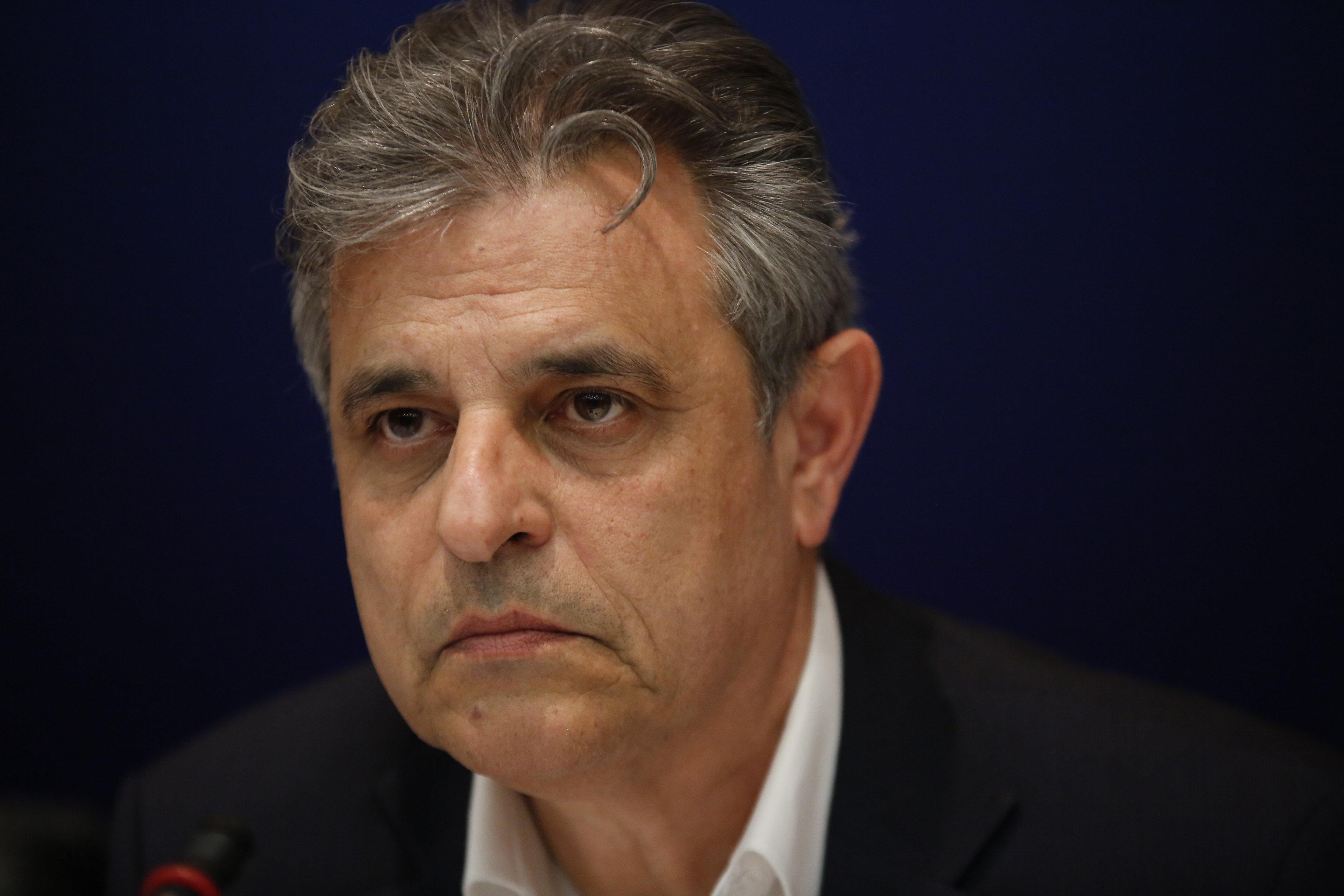 Ποιος είναι ο νέος γενικός γραμματέας Πολιτικής Προστασίας, Γιάννης