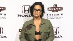 Demi Lovato Speaks Over Addiction