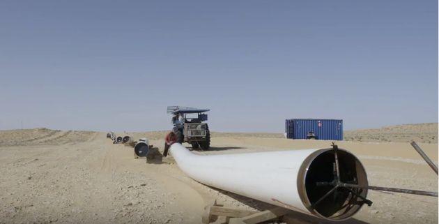 Les travaux du Projet Gaz du Sud Tunisien sur le site Nawara suspendus suite à des tensions entre un...