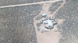 11 παιδιά αποστεωμένα και διψασμένα κρατούνταν από δύο άνδρες σε παράπηγμα στην έρημο του Νέου