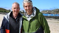George And Larry Lamb On Cycling, Staying Fit And How You Can Up Your Mental