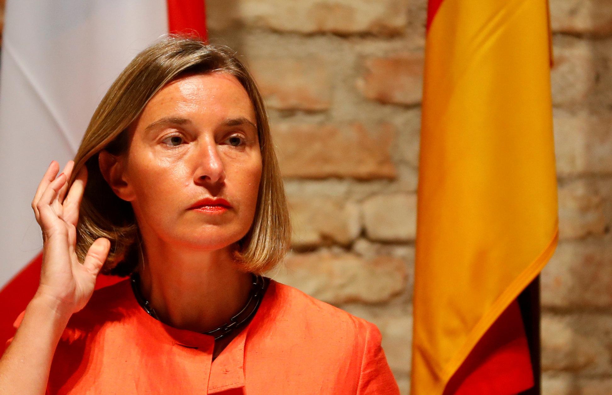 Η ΕΕ «λυπάται» για τις κυρώσεις των ΗΠΑ σε βάρος του Ιράν και θέτει σε ισχύ νομοθεσία για την προστασία των ευρωπαϊκών