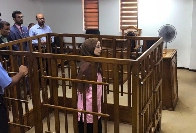 Irak: un Français et une Allemande condamnés à perpétuité pour appartenance à