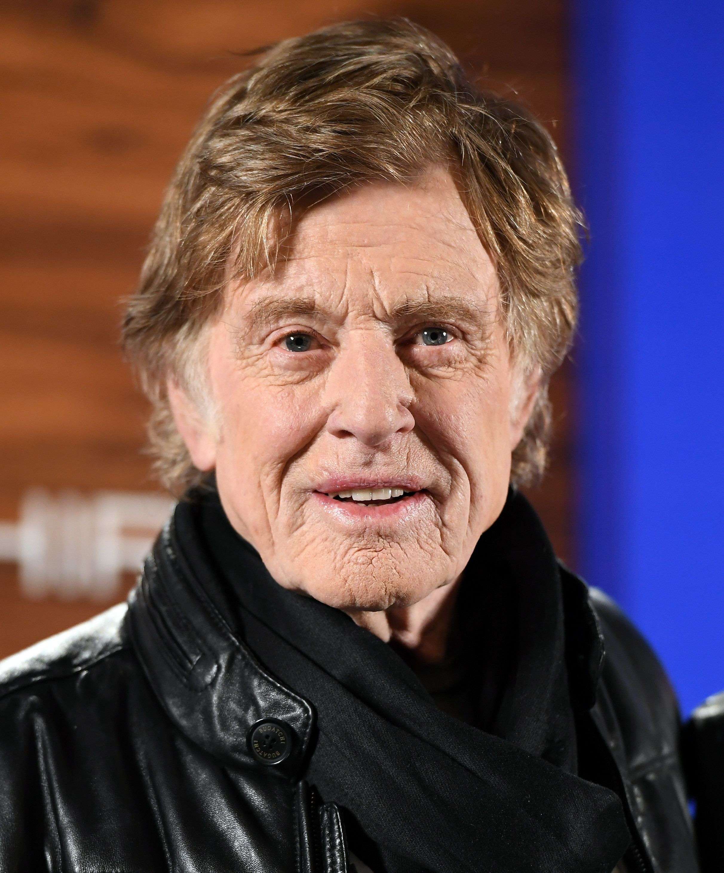 Founder of the Sundance Institute, Robert Redford, attends the opening day press conference to kick-off the 2018 Sundance Film Festival in Park City, Utah on January 18, 2018. (Photo by ANGELA WEISS / AFP)        (Photo credit should read ANGELA WEISS/AFP/Getty Images)