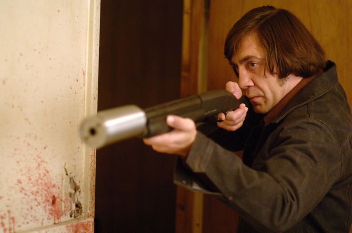 """No Country for Old Men"" on Netflix."