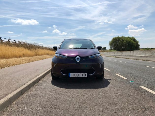 Renault Zoe 2018 Review: So Good You'll Forget It's Electric - HuffPost