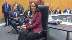 'Shall We Get On With It?' – Jacinda Ardern Holds First Cabinet Meeting After Birth Of Daughter
