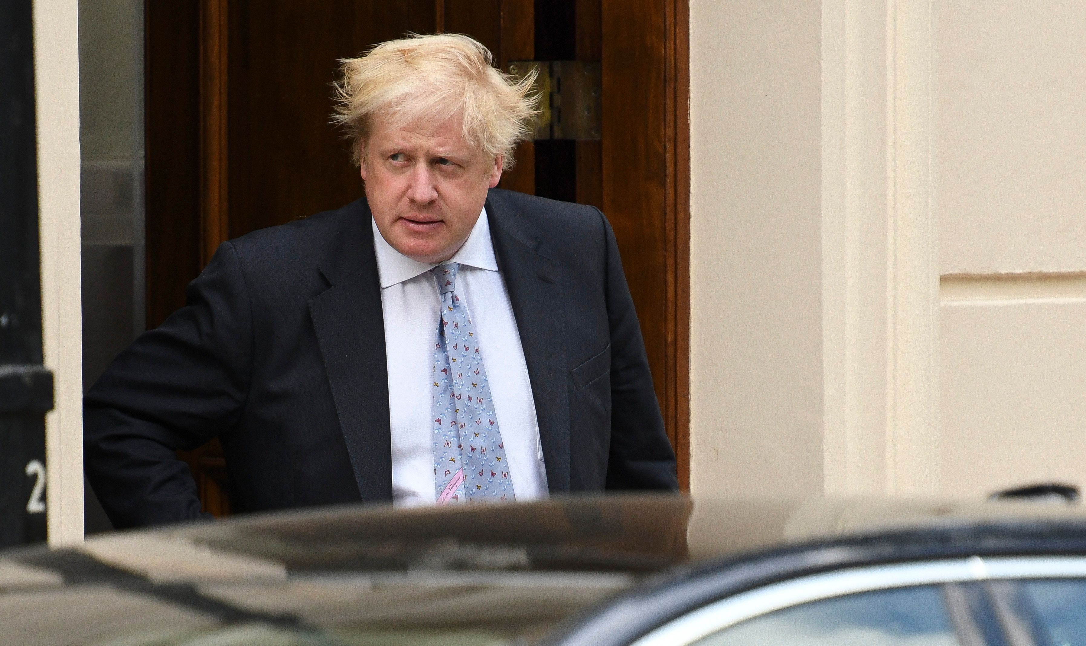 Boris Johnson vergleicht Burka-Trägerinnen mit