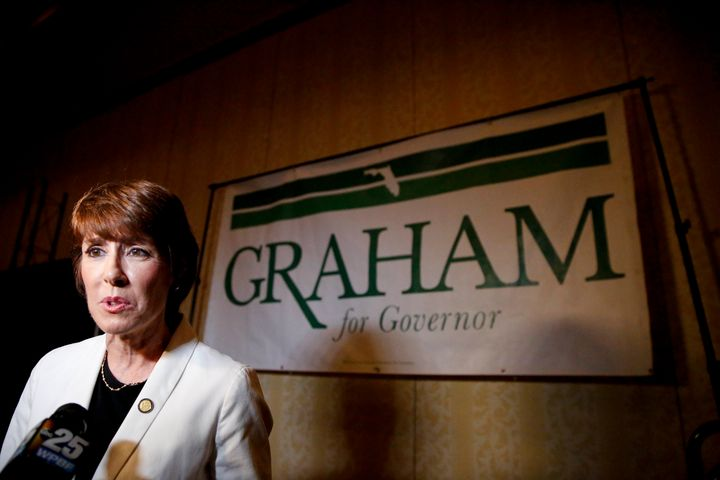 Gwen Graham, daughter of Florida's most popular political figure, should be cruising to the governor's mansion in this Year o