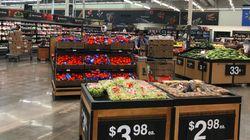 EXCLUSIVE: Walmart Unveils Grocery-Picking Robots In Test