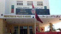 Meknès: Incendie accidentel maîtrisé au rez-de-chaussée de la préfecture de