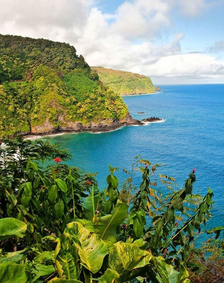 "<p>While Hawaii's island of <a rel=""nofollow"" href=""https://www.purewow.com/travel/best-island-vacations?utm_source=huffpo&utm_medium=syndication&utm_campaign=worldsbestisland"" target=""_blank"">Maui</a> is a hot destination for tropical romance, <a rel=""nofollow"" href=""https://www.gohawaii.com/islands/maui/regions/east-maui/Hana"" target=""_blank"">the Hana Coast Highway</a> is not for the faint of heart.</p>"