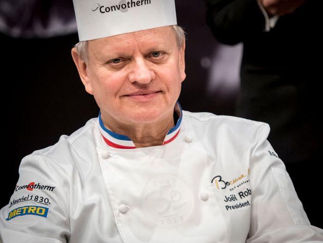 Πέθανε ο σεφ με τα 32 αστέρια Michelin Joel Robuchon, σε ηλικία 73