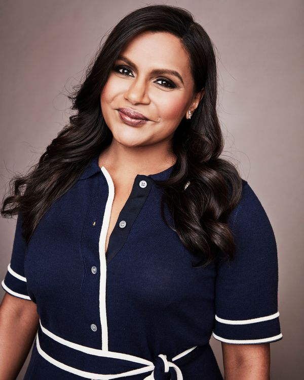 """Mindy Kaling <a href=""""https://www.health.com/pregnancy/mindy-kaling-breastfeeding-photo"""" target=""""_blank"""">posted</a> two breas"""