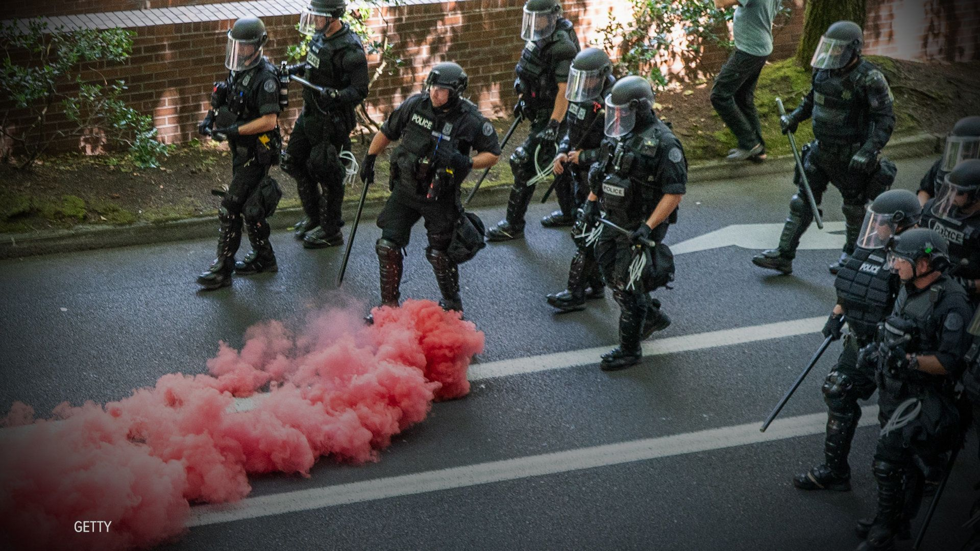 Portland Police are being investigated after the alt-right rally last weekend