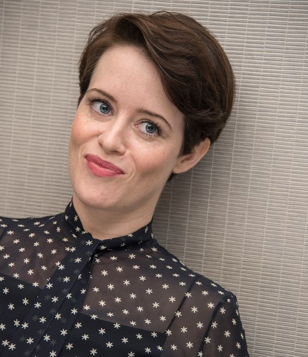 """Claire Foy opened up about her experience breastfeeding while filming """"The Crown"""" in a 2017 interview with <a href=""""https://w"""