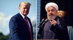 Trump droht dem Iran –Präsident Ruhani kontert in