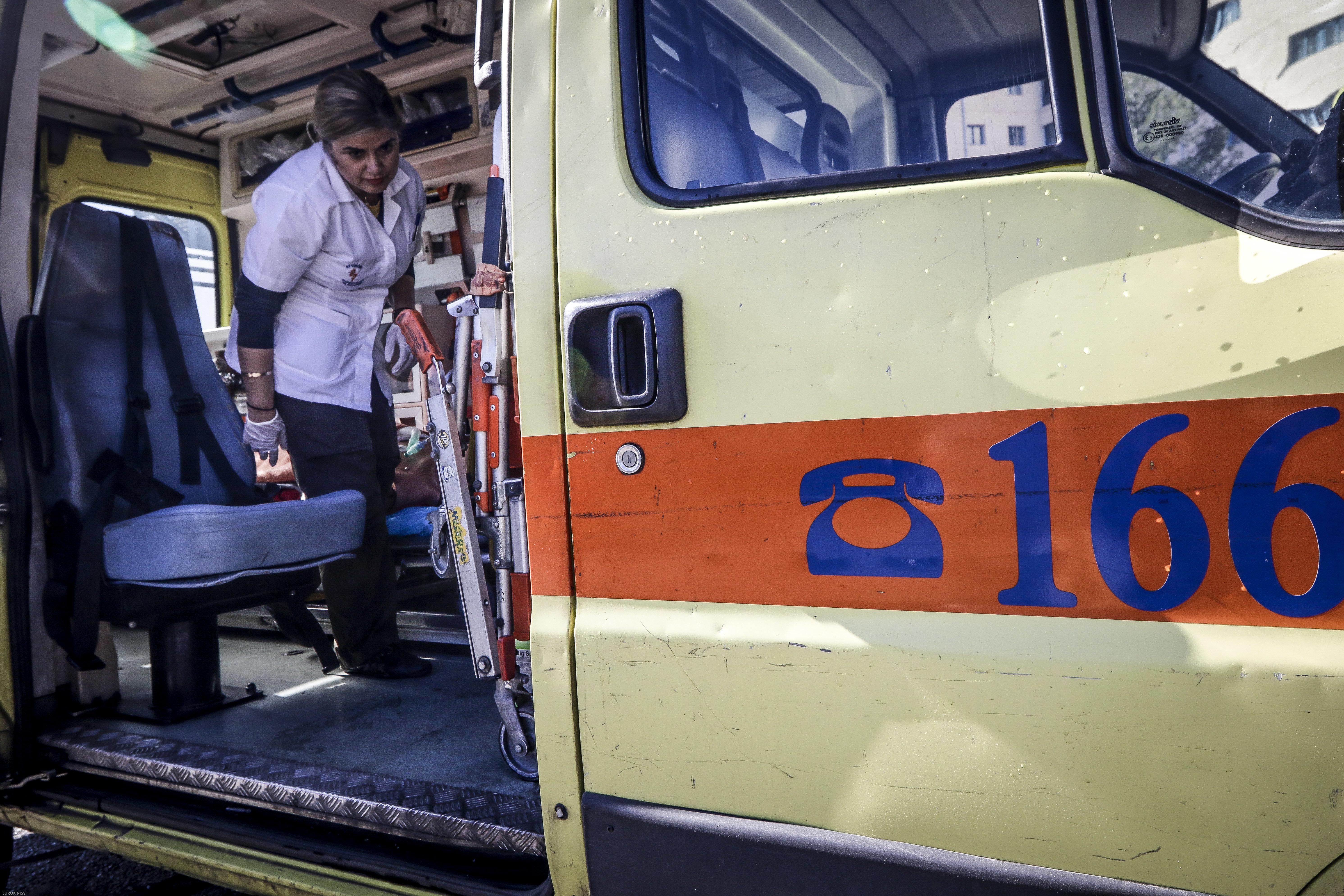 Στο νοσοκομείο 44χρονος από έκρηξη φιάλης υγραερίου στη Νέα