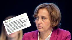 Beatrix von Storch wettert gegen Zuwanderung – Top-Ökonom zerlegt sie in einem Tweet