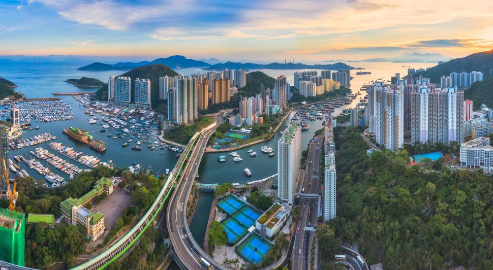 Eddie keeps a 64-foot yacht called Kaiser at Aberdeen Marina in Hong Kong.